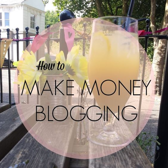 Make money with lifestyle blog